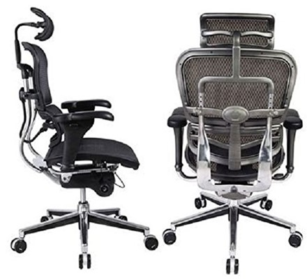 top 10 best office chair reviews for back pain updated 2018 must check. Black Bedroom Furniture Sets. Home Design Ideas