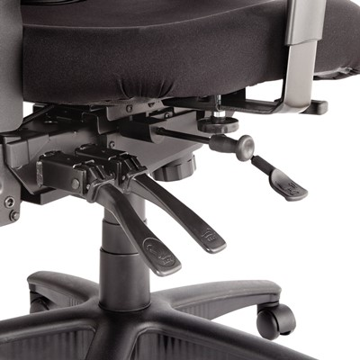 Alera Elusion - Most comfortable computer chair