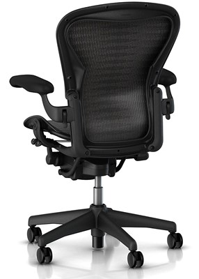 Herman Miller Aeron chair - best work chairs for sciatica
