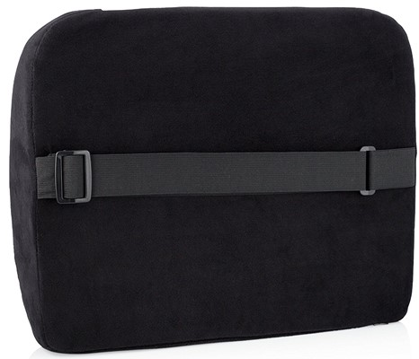 King Comfort - lumbar support cushion with massage