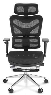 iKayaa Swivel Computer Chair - Best executive leather office chair