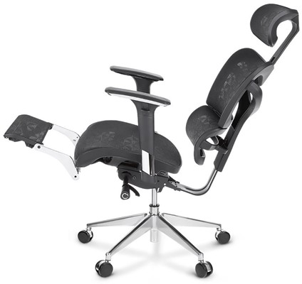 IKayaa Swivel Computer Chair   High Back Desk Chair