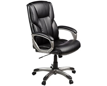 Amazon Basics High Back Executive Chair - featured image