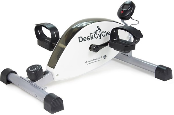Desk Cycle Pedal Exerciser - best pedal exerciser for elderly