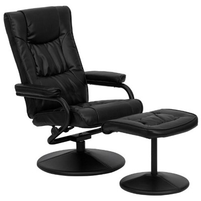 Flash Furniture BT-7862 - best home chair for lower back pain