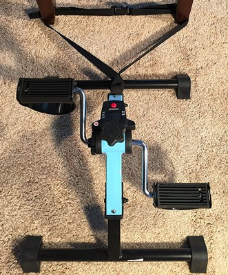 Platinum Fitness Pedal Exerciser - best mini exercise bike
