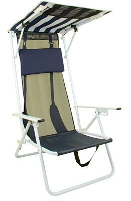 Quik Shade Beach Chair - best lightweight beach chair