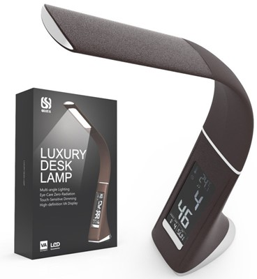 Quiya Gooseneck LED Lamp - best lights for reading
