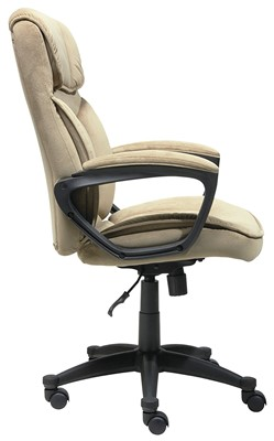 Serta Executive - best living room chair for lower back pain