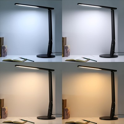Taotronics Dimmable Touch - taotronics led desk lamp