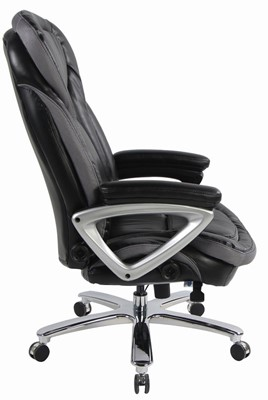 VIVA OFFICE Leather Executive Chair - plus size office chairs