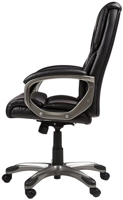 Amazon Basics High Back Executive Chair - executive high back leather chair