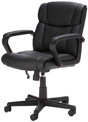 Basics Mid Back Office Chair Review Updated 2018