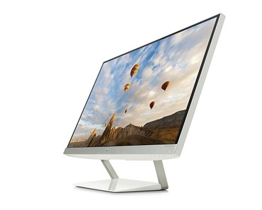 HP Pavilion 27xw 27-in IPS LED Backlit Monitor - hp pavilion 27 full hdips monitor 1920 x 1080