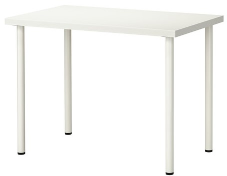 IKEA Linnmon Desk Review - best desk arrangement office