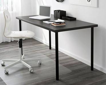 IKEA Linnmon Desk Review - ikea linnmon table top