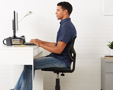 best armless office chair - featured image