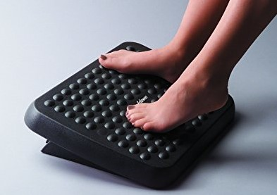 Fellowes Standard Foot Rest - foot rest stool for under computer desk