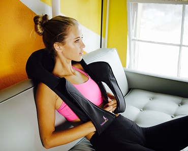 featured image -Top 10 Best Neck and Shoulder Massager Reviews