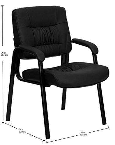Flash Furniture BT-1404-GG -Top 10 Best Visitor Chair Reviews for Office Amazon