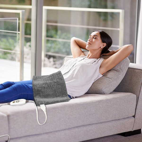 Pure Enrichment Best Heating Pad Reviews Amazon