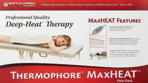 Thermophore Top 10 Best Heating Pad Reviews Amazon