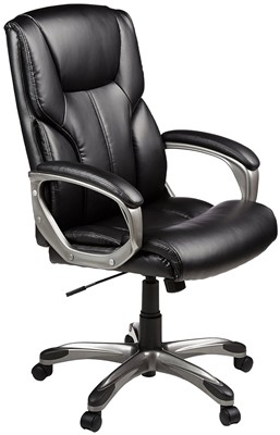 Amazon Basics High Back Executive Chair - amazonbasics high back executive office chair