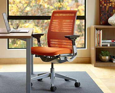 Steelcase Think Chair Review - steelcase think leather chair review