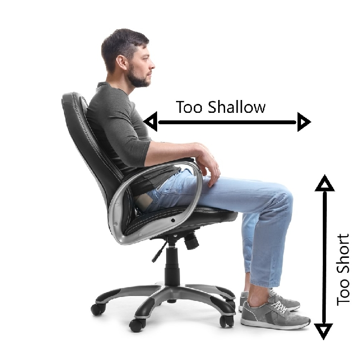 Best Office Chairs For a Tall Person