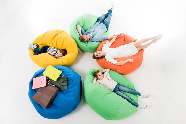 How To Fill A Bean Bag Chair For Cheap